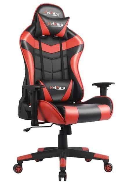 Silla gaming Heipard Racing gaming pro