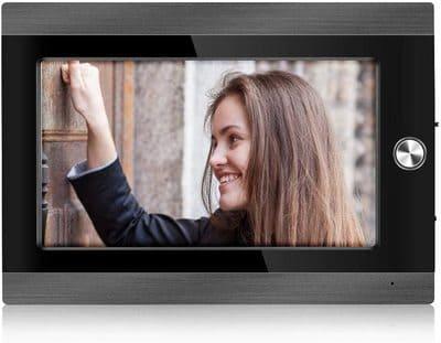 Visor de mirilla de puerta digital Byged