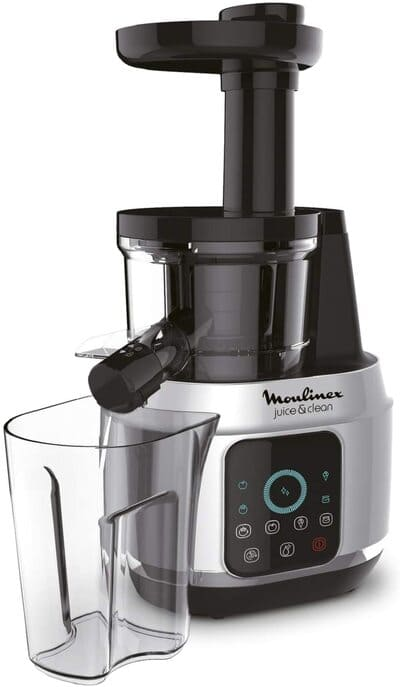 Moulinex Juice and Clean ZU420E10 licuadora de prensado en frío