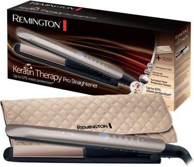 Planchador de pelo Remington S8590 Keratin Therapy Pro