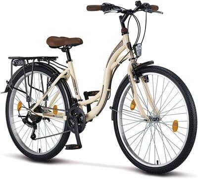 Bicicleta Urbana Stella Premium