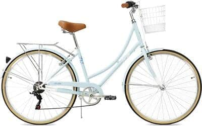 "Bicicleta de paseo vintage 28"""