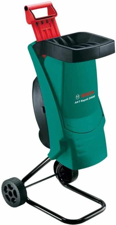 Biotrituradora de ramas Bosch AXT Rapid 2200