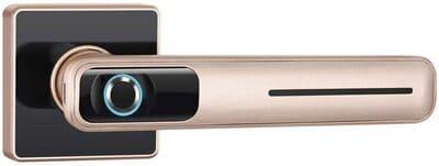 Cerradura biométrica de seguridad para huellas