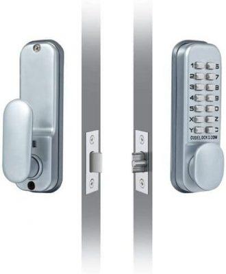 Cerradura digital con teclado Codelocks 0155 SG