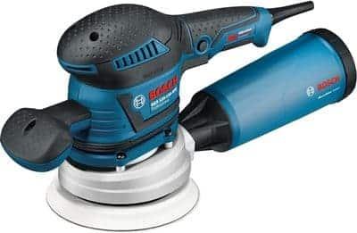 Lijadora excéntrica Bosch Professional GEX 125-150 AVE