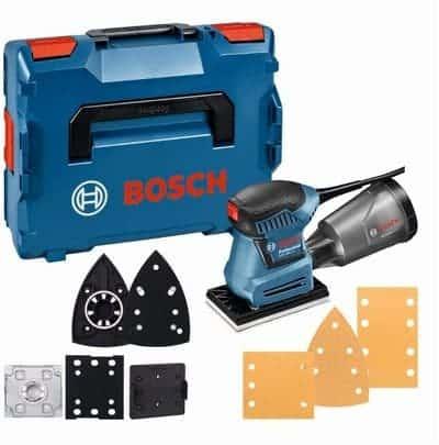 Lijadora orbital Bosch Professional GSS 160
