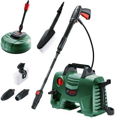 Limpiadora a presión con agua Bosch EasyAquatak 120
