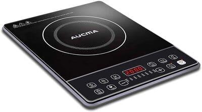 Placa de inducción portátil Aucma