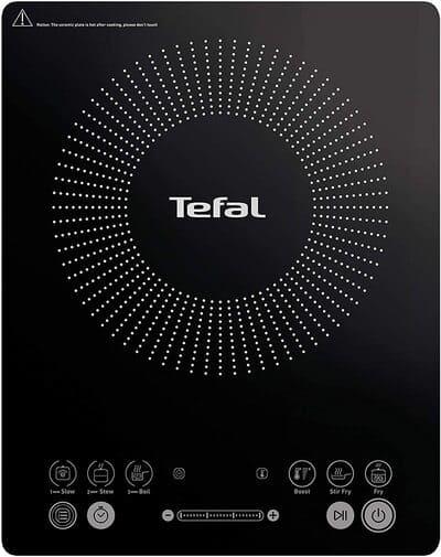 Placa de inducción portátil Tefal Everyday Slim