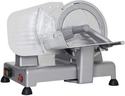Rebanadora cortafiambre RGV LUXOR 20 Eléctrica 110W Aluminio