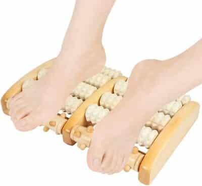 Rodillos masajeadores para pies Edealing