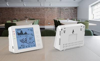 mejores medidores de CO2