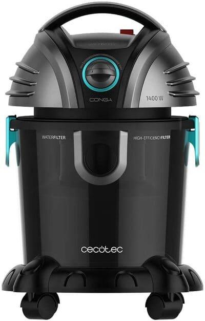 Aspirador de sólidos y líquidos Wet & Dry Cecotec