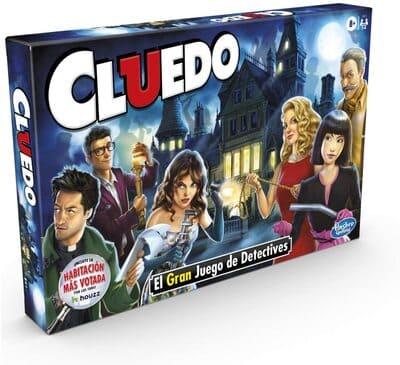 Cluedo de Hasbro Gaming