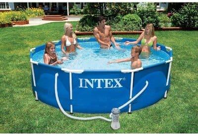 INTEX Piscina tubular 56999GS