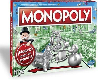 Monopoly Clasico Hasbro Gaming