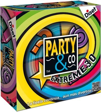 Party & Co Extreme 3.0 Diset