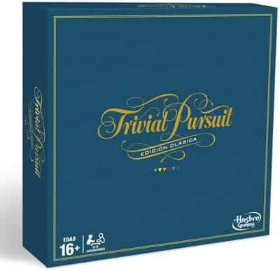 Trivial Pursuit de Hasbro Gaming