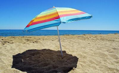 mejores sombrillas de playa