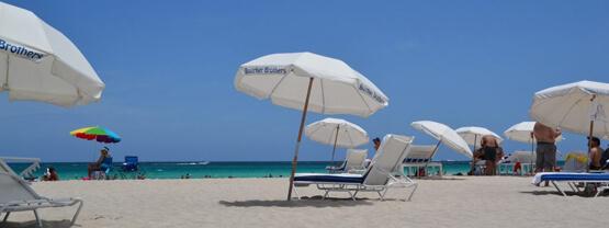 Las mejores sombrillas de playa de 2021: Guía comparativa