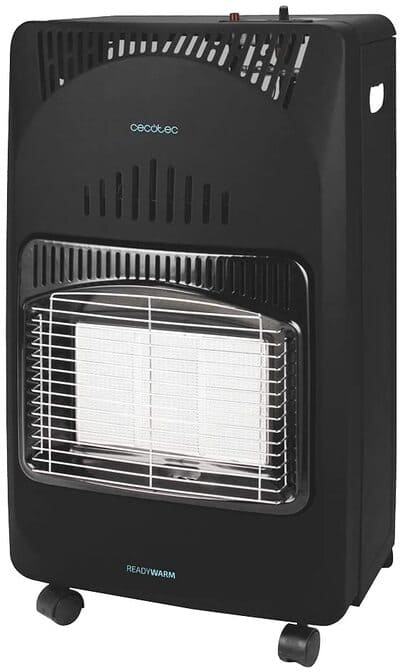 Estufa de Gas Cecotec Ready Warm