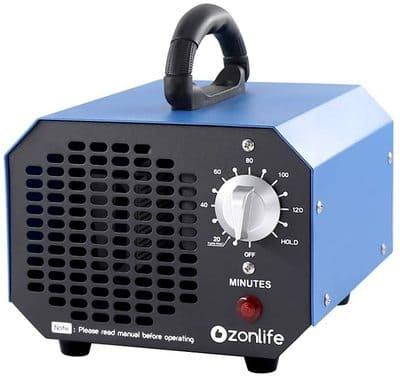 Generador de ozono doméstico Ozonolife