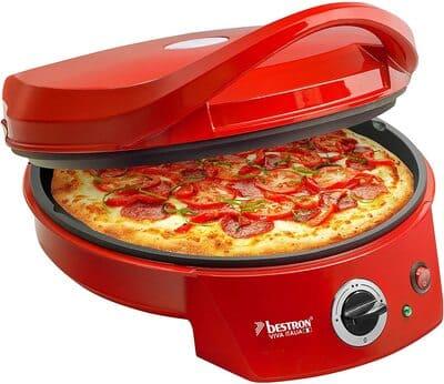 Horno Grill Eléctrico para pizzas Bestron