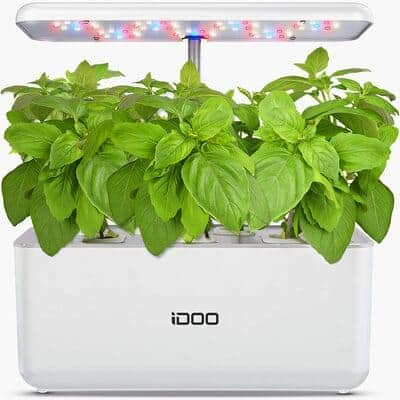 Sistema de cultivo hidropónico iDoo