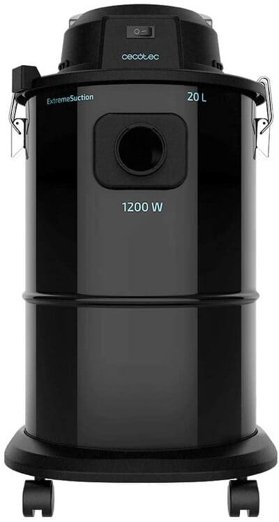 Aspirador de cenizas para pellet Cecotec Popstar 12200