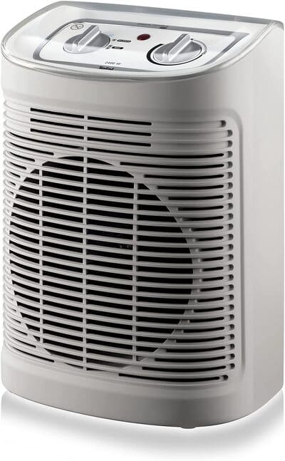 Calefactor de bajo consumo Rowenta Comfort Aqua