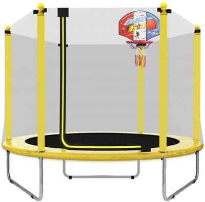 Cama elástica para niños Langxun 5FT