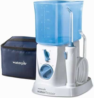 Irrigador dental de viaje Waterpik WP300 Traveler