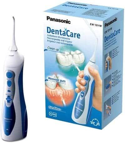 Irrigador dental portátil Panasonic EW1211W845