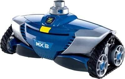 Limpiador hidráulico para piscinas Zodiac W70668 MX8