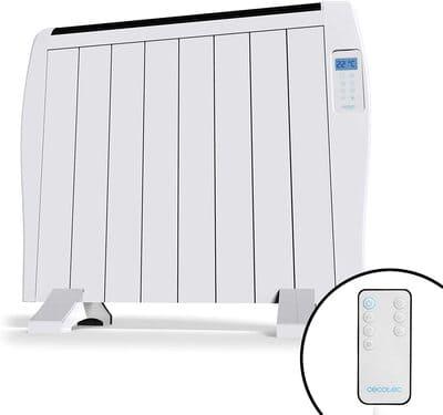 Radiador eléctrico de bajo consumo Cecotec Ready Warm