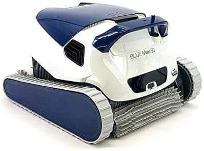 Robot limpiafondos de piscina Dolphin Blue Maxi 30