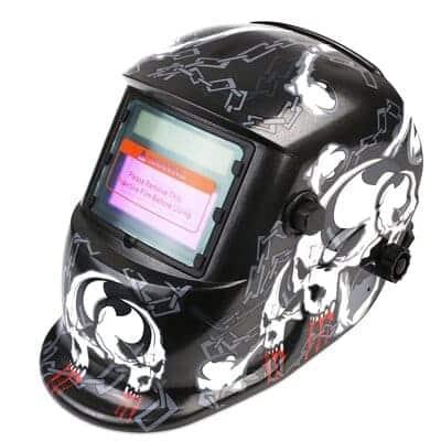 Máscara de soldador Fixkit automática