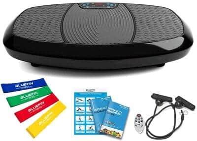 Plataforma vibratoria 3D Bluefin Fitness