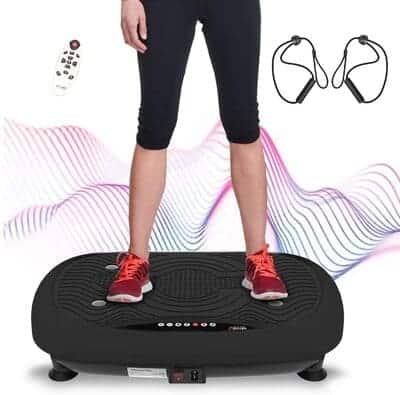 Plataforma vibratoria para fitness ATIVAFIT