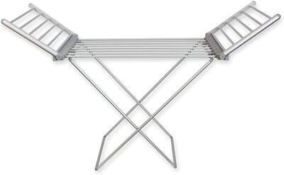 Tendedero eléctrico plegable de aluminio Fishtec