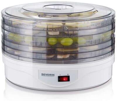Deshidratador automático de frutas y verduras Severin OD 2940