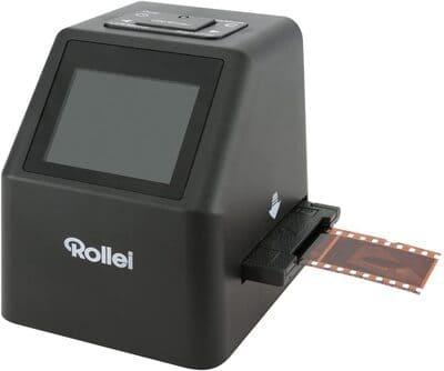 Escáner de películas negativas 14 MP Rollei
