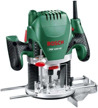 Fresadora de superficie Bosch POF 1200 AE