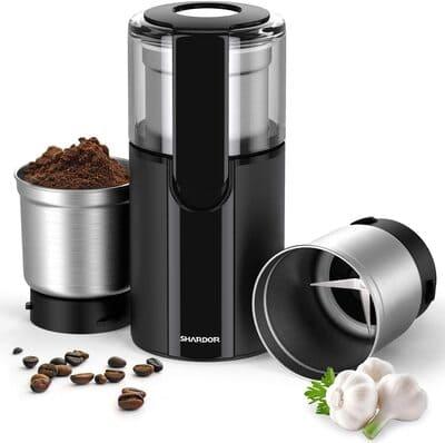 Molinillo de café eléctrico SHARDOR
