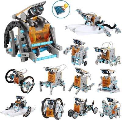 Juguete robótico STEM para niños