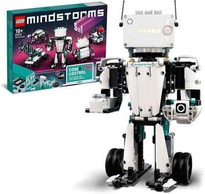 Kit de robótica LEGO MINDSTORMS infantil