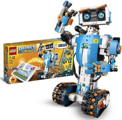 Kit de robótica para niños LEGO Boost