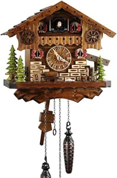 Reloj de cuco diseño Selva Negra Eble 21448