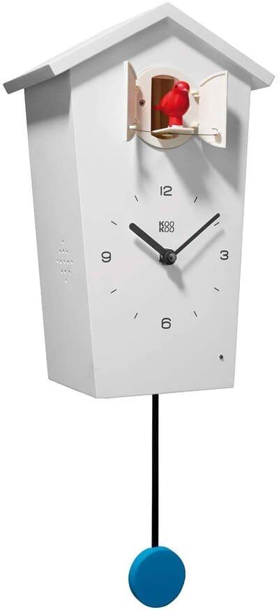 Reloj de cuco estilo moderno con péndulo KOOKOO